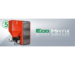 Kołton Ecomatix – kocioł z podajnikiem na ekogroszek 50