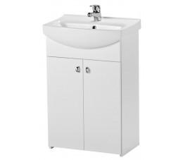 Szafka BIANCO pod umywalkę meblową CERSANIA NEW 50 S509-032-DSM