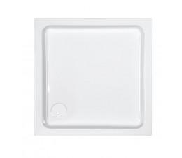 SANPLAST B/FREE 80x80x9+ST2 615-040-0021-01-000  kolor: biały EW