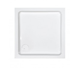 SANPLAST B/FREE 90x90x9+ST3 615-040-0031-01-000  kolor: biały EW