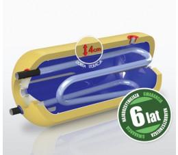 ELEKTROMET wymiennik wody WGJ-g max 140l poziomy z podwójną wężownicą i na podkowę