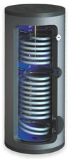 Kospel wymiennik c.w.u. z dwoma wężownicami i króćcami do podłączenia SBZ-500 Termo Solar