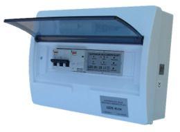 DK System Elektroniczny układ zabezpieczający UZE 05/25 z wyposażeniem