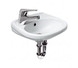Cersanit umywalka EKO 35, lewa
