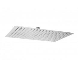 Deante Floks Głowica natryskowa stalowa prostokątna 400x300 mm