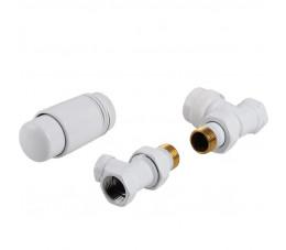 Perfexim PHA-024W Komplet termostatyczny prosty 1/2
