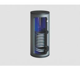 Kospel wymiennik c.w.u. z wężownicą spiralną Termo Max SWZ-500 Termo Max