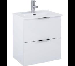 Elita zestaw Street Plus 50 cm white, szafka + umywalka