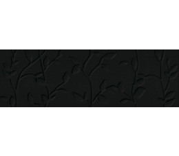 Opoczno Płytki Winter Vine Black Structure 29x89