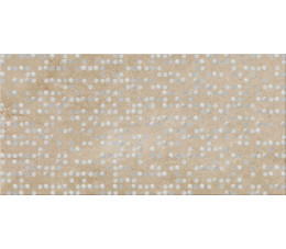 Cersanit płytki Normandie Beige inserto dots 29,7 cm x 59,8 cm