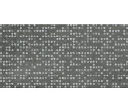 Cersanit płytki Normandie graphit inserto dots 29,7 cm x 59,8 cm