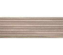 Paradyż  Daikiri Brown struktura Wood Pasy 25x75 cm