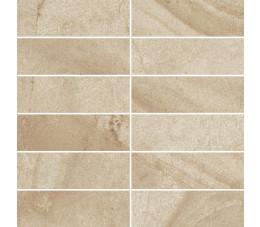 Płytki Paradyż Teakstone Ochra Mozaika Cięta K.4,8X14,8 Mat. 29,8x29,8