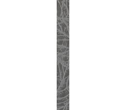 Płytki Paradyż Antonella Grafit Listwa 7x60