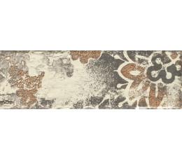Płytki Paradyż Rondoni Beige Inserto Struktura D  9,8x29,8