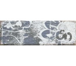 Płytki Paradyż Rondoni Blue Inserto Struktura A  9,8x29,8
