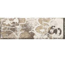Płytki Paradyż Rondoni Bianco Inserto Struktura A 9,8x29,8