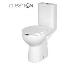 Cersanit kompakt dla niepełnosprawnych ETIUDA 579 New CleanOn, bez deski