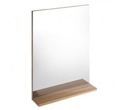 Cersanit lustro łazienkowe z półką 50cm x 65cm