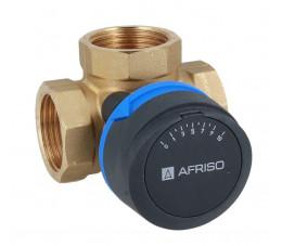AFRISO 3-drogowy obrotowy zawór mieszający ARV 384 ProClick, DN25, Rp1