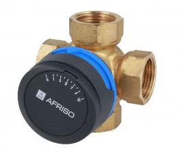 AFRISO 4-drogowy obrotowy zawór mieszający ARV 482 ProClick, DN20, Rp3/4