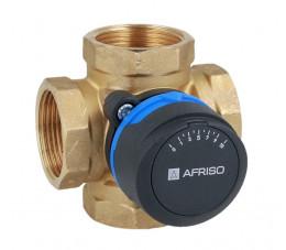 AFRISO 4-drogowy obrotowy zawór mieszający ARV 485 ProClick, DN32, Rp1 1/4