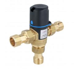 AFRISO Zestaw termostatycznego zaworu mieszającego ATM 341, DN15, G3/4