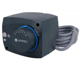 AFRISO Siłownik elektryczny ARM 449, 3-pkt., 230 V AC, 120 s, 15 Nm, z wyłącznikiem pomocniczym