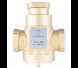 Afriso zawór temperaturowy ATV 335, DN25, Rp1