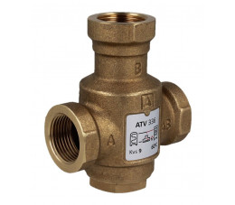 AFRISO Zawór temperaturowy ATV 336, DN25, Rp1
