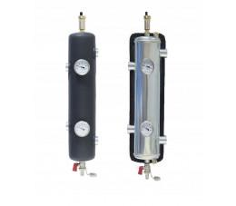 AFRISO sprzęgło hydrauliczne ocieplone BLH 801, 70 kW, 4x GW G1