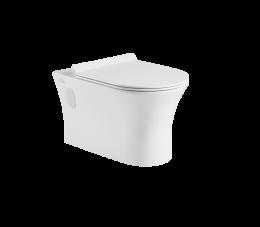 INVENA miska WC DOKOS + deska Slim