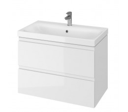 CERSANIT SET MODUO 80 biały (szafka+umywalka)