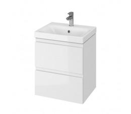 CERSANIT zestaw MODUO 50 biały (szafka + umywalka)