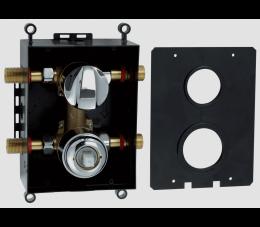 FERRO Box podtynkowy z baterią 2-funkcyjną