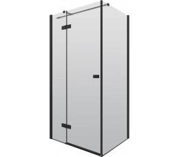 Deante Arnika kabina prostokątna 80x100, szkło: transparentne, hartowane