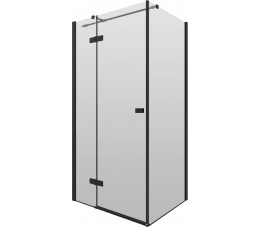 Deante Arnika kabina prostokątna 90x100 cm, szkło: transparentne, hartowane