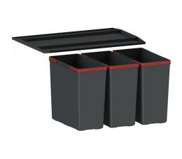 Franke sortownik odpadów EasySort 600-3-0
