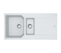 Franke zlewozmywak Urban UBG 651-100 Fragranit+ biały polarny