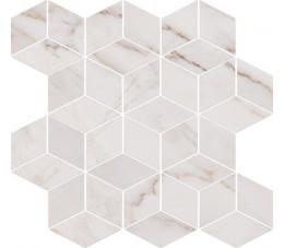 Opoczno mozaika Carrara Mosaic White 28x29,7