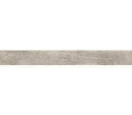 Opoczno listwa podłogowa Grava Light Grey Skirting 7,2x59,8