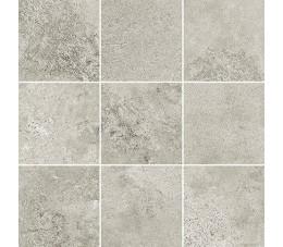 Opoczno mozaika Quenos Light Grey Mosaic Matt Bs 29,8x29,8