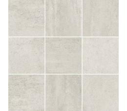 Opoczno mozaika Grava White Mosaic Matt Bs 29,8x29,8