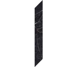 Paradyż BARRO NERO listwa prawa, matowa 7,2 cm x 59,8 cm G1