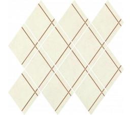 Paradyż uniwersalna mozaika bianco Arton 29,8 cm x 29,9 cm