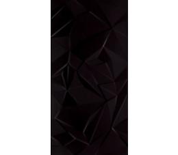 Paradyż płytki ścienne Synergy Nero ściana B struktura 30 cm x 60 cm