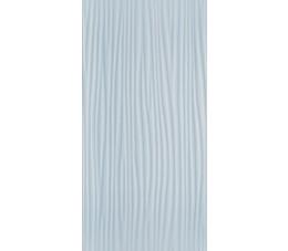 Paradyż płytki ścienne Synergy Blue ściana A struktura 30 cm x 60 cm