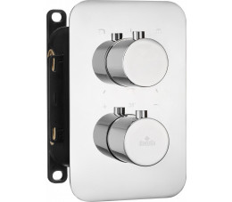 Deante Box komponent do box'a termostatycznego, chrom