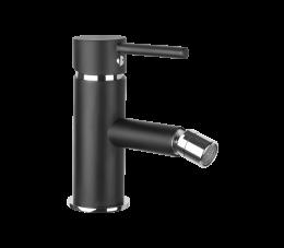 Invena Dafni bateria bidetowa, stojąca, czarna