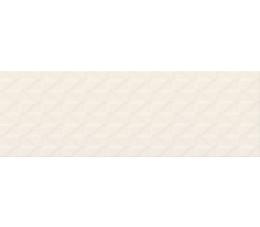 Cersanit płytki ścienne Zamezi ivory big structure, wykończenie matowe, 20 cm x 60 cm